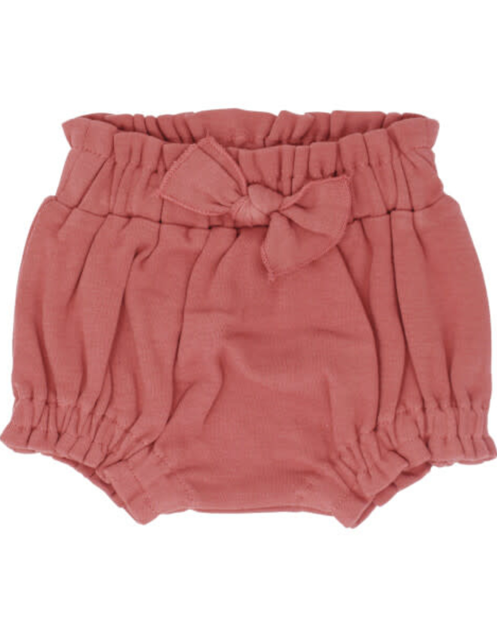 L'oved Baby Ruffle Bloomer Sienna