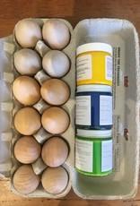 Wooden Egg Staining Kit