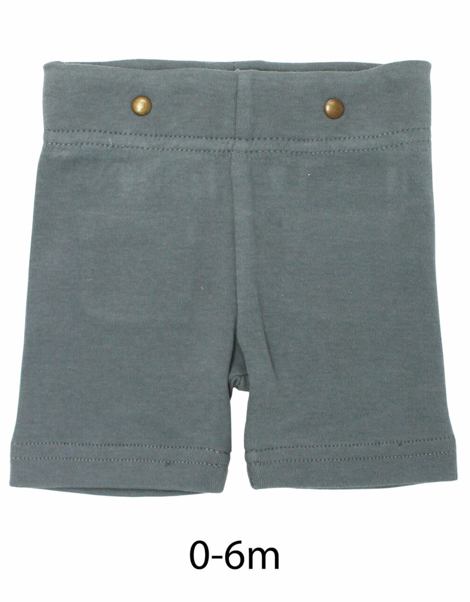 L'oved Baby Suspender Shorts Moonstone