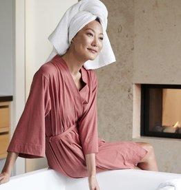Solstice Kimono Robe Rosehip