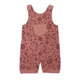 L'oved Baby Sleeveless Romper What in Carnation?