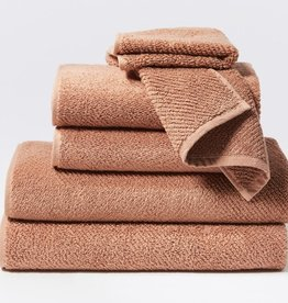 Air Weight 6pc Towel Set- Dusty Coral