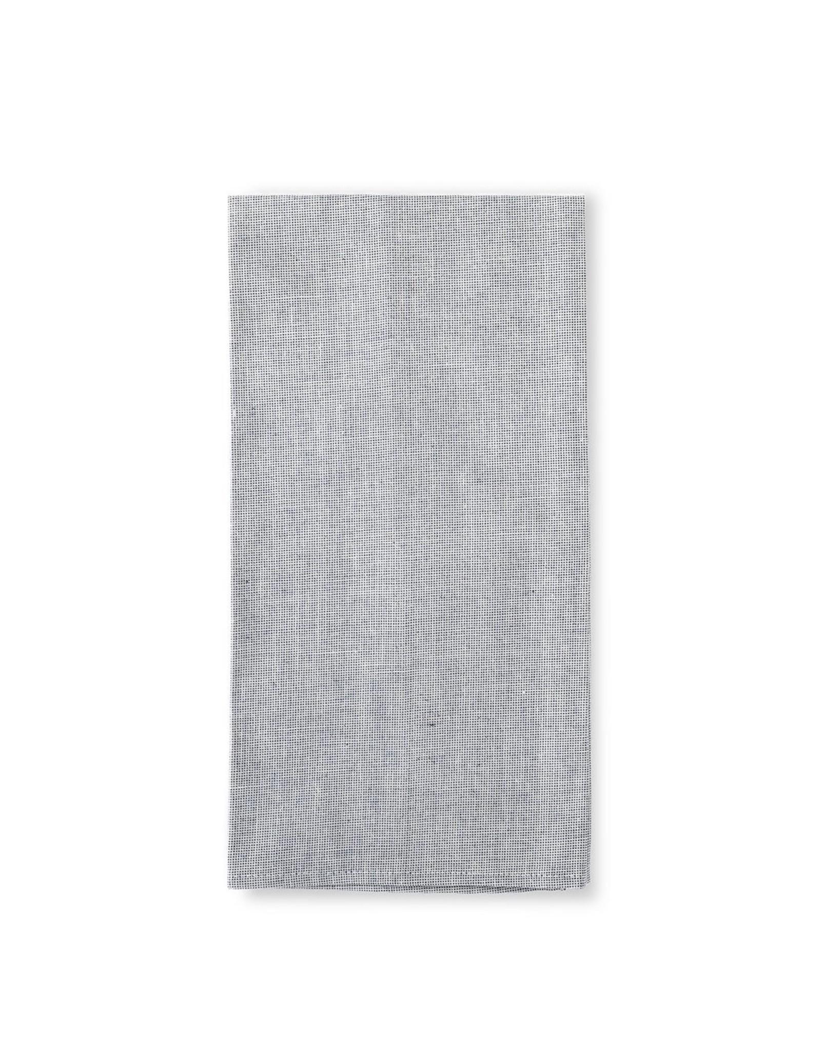 Organic Muslin Dish Towel Indigo