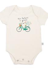 Finn & Emma The Future is Green Bodysuit