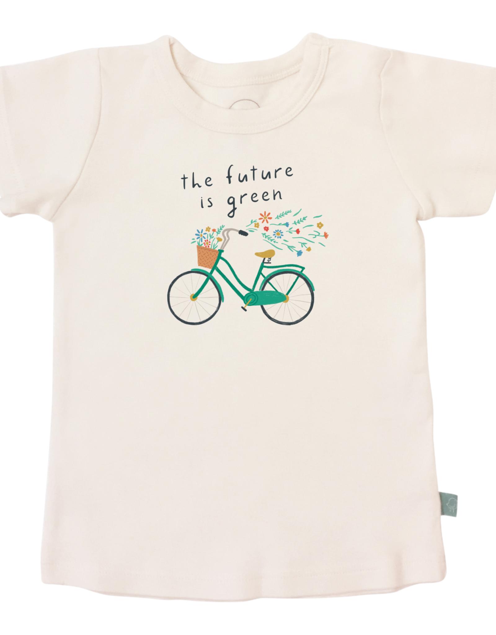 Finn & Emma Future is Green Tee