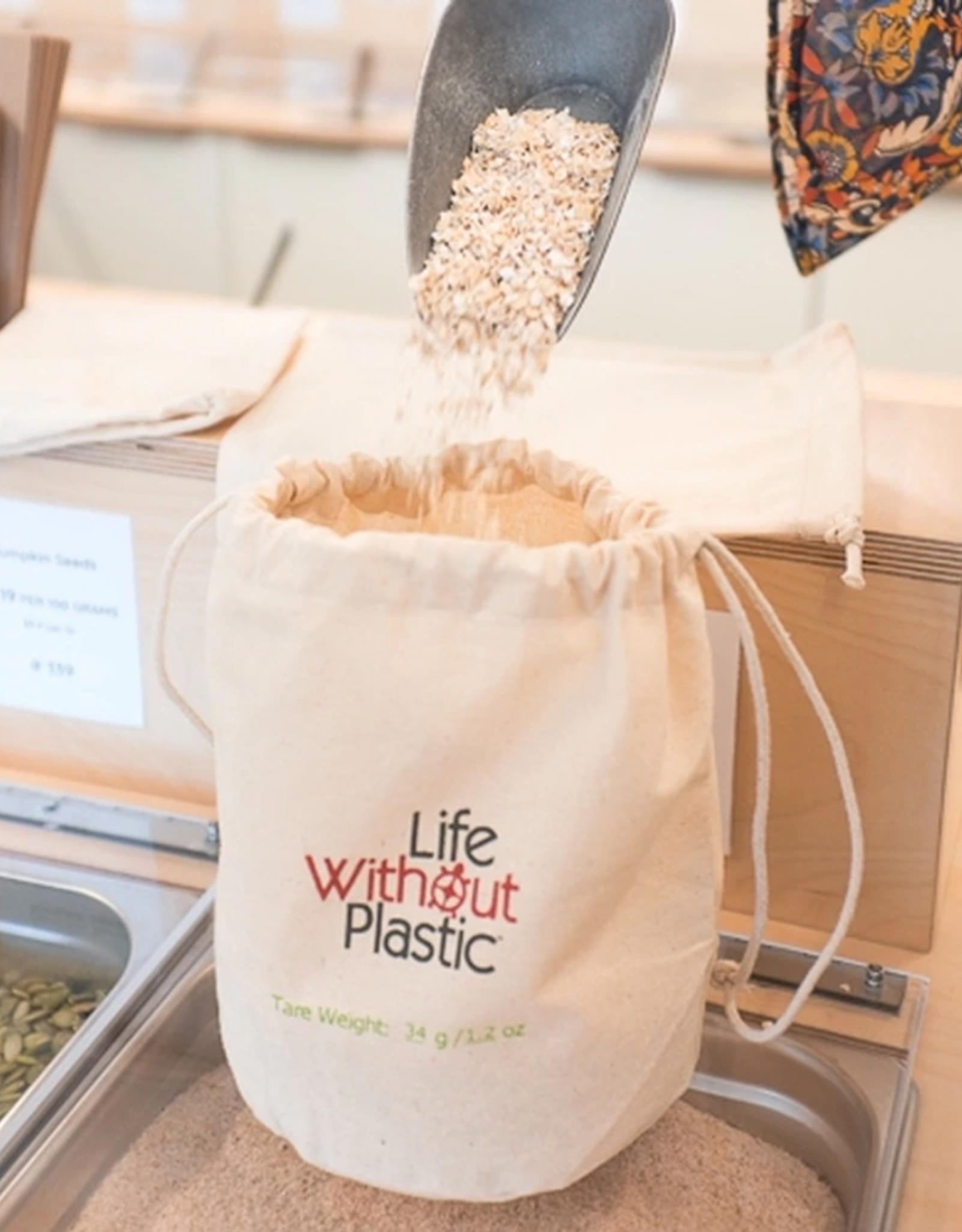 Life Without Plastic Flat Bottom Bulk Bag
