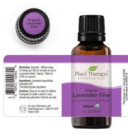 Plant Therapy Organic Lavender Fine 30ml