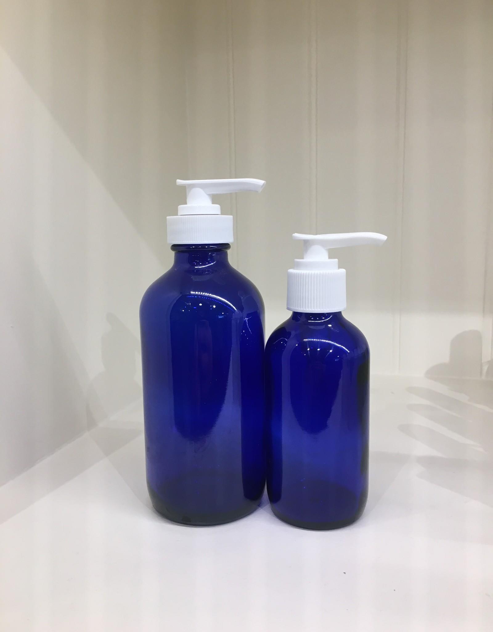 Bulk Calendula Body Lotion in Glass Bottle