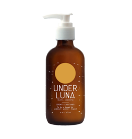 Under Luna Holistic & Handcrafted Hair Conditioner 8.5oz Serenity- Dry or damaged hair