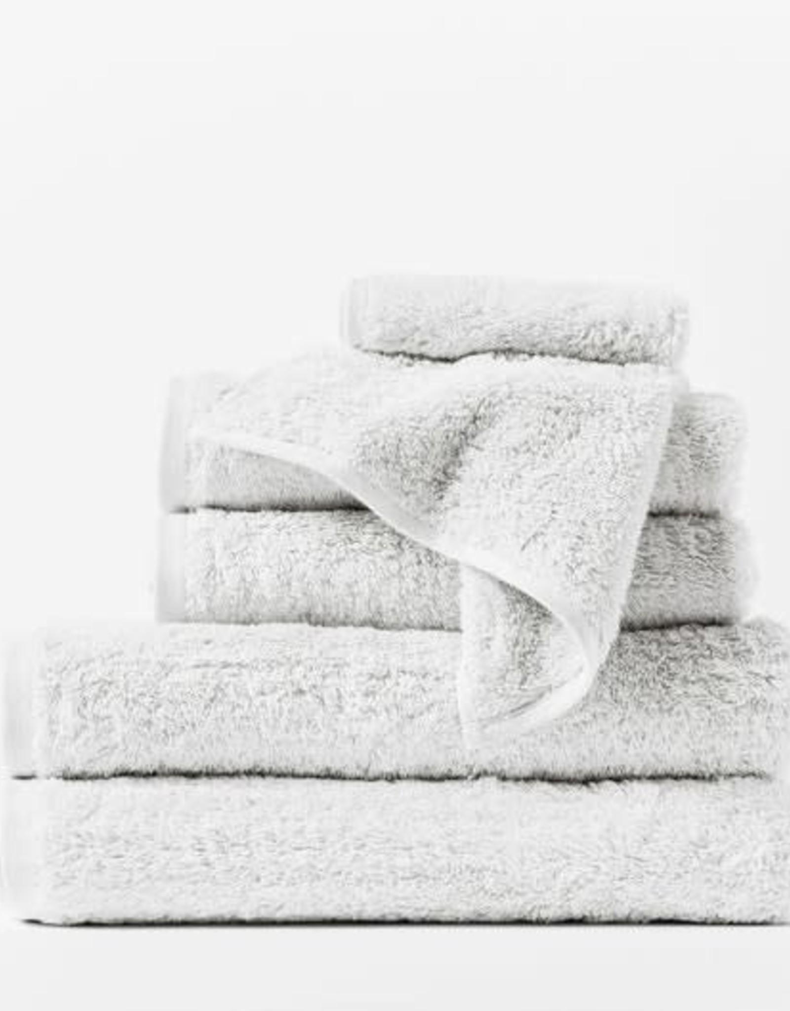 Cloud Loom Towels Alpine White