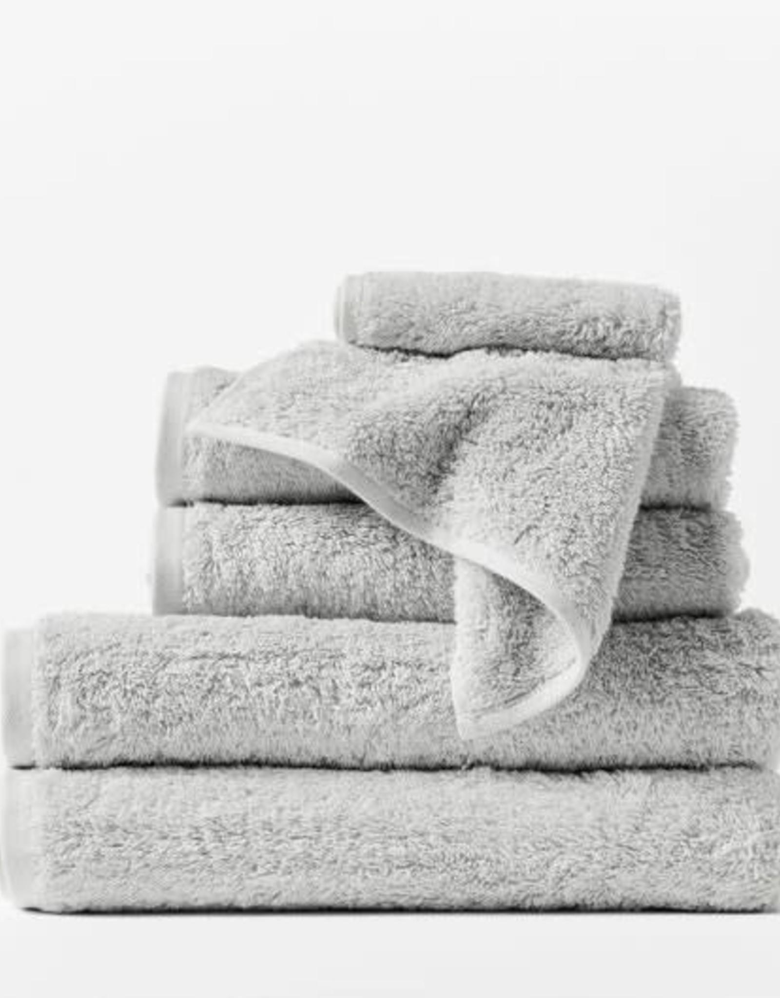 Cloud Loom Towels Fog