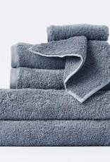 Cloud Loom Towels Steel Blue