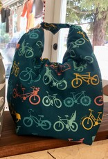No Trace Santa Cruz Lunch Bag with Snap Closure