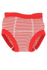 Training Pant Red Stripe