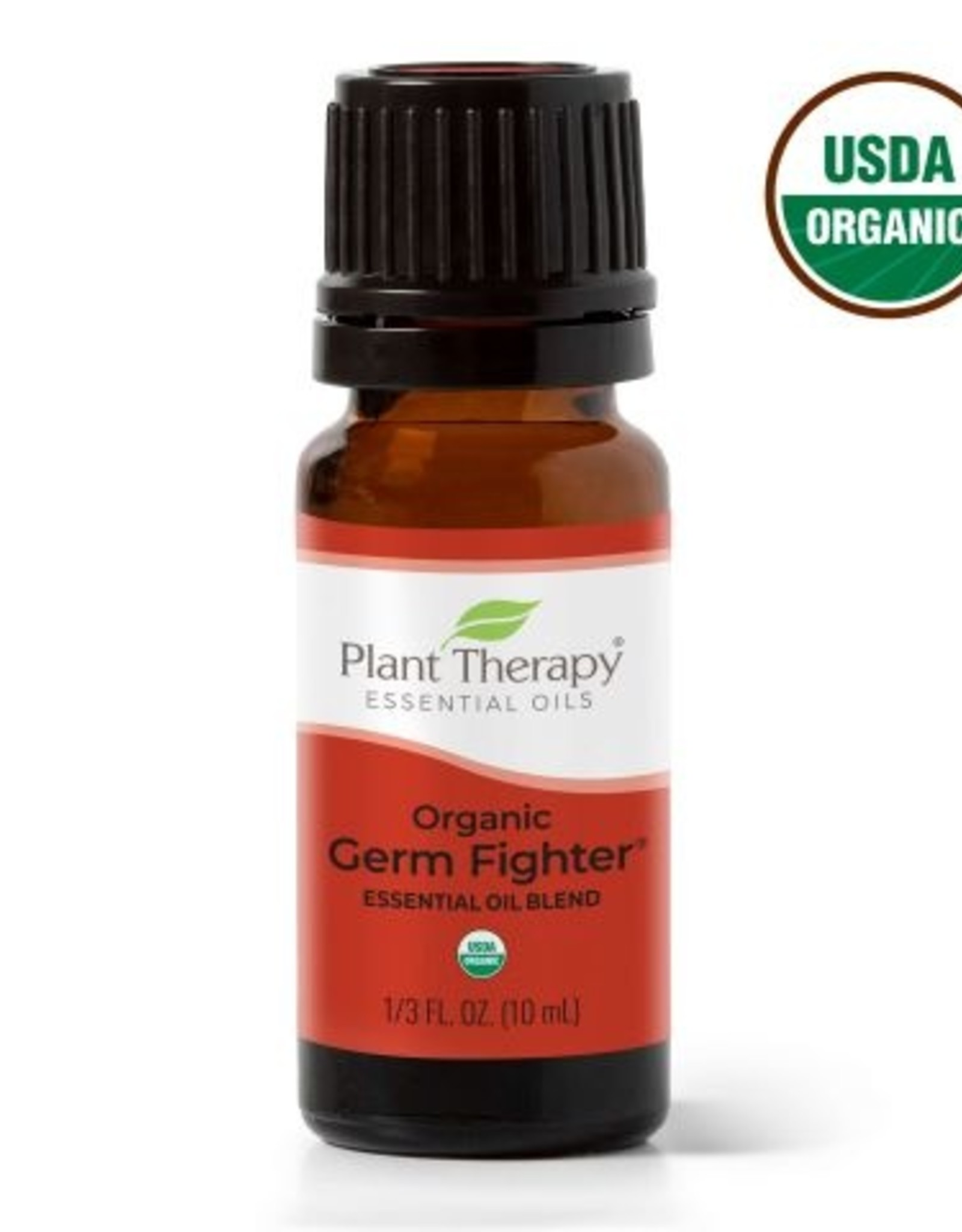Plant Therapy Germ Fighter Organic Essential Oil Blend 10ml