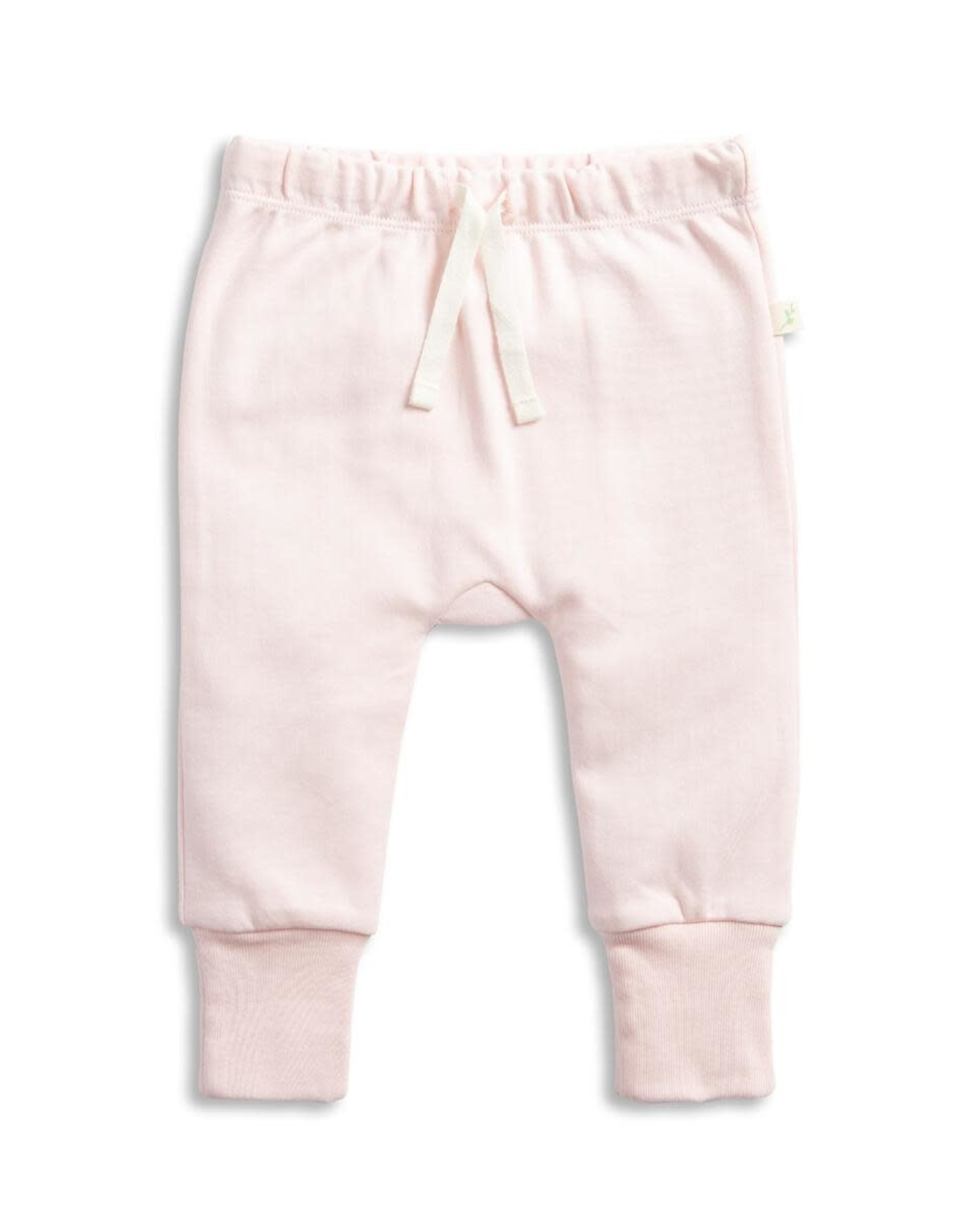 Tiny Twig Soft Pink Harem Pant with Cuffs