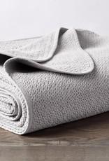 Honeycomb Blanket Pewter