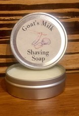 Kimberlis Garden Creations Goat's Milk Shaving Soap