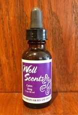 Well Scents Calm Dog- Essential Oil Blend for Dogs