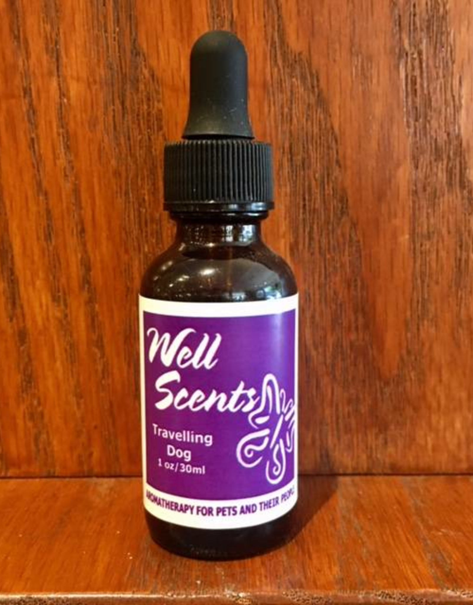 Well Scents Well Scents Travelling Dog 1oz