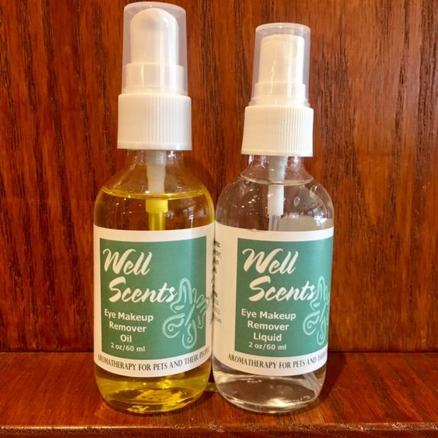 Well Scents Well Scents Eye Makeup Remover Duo