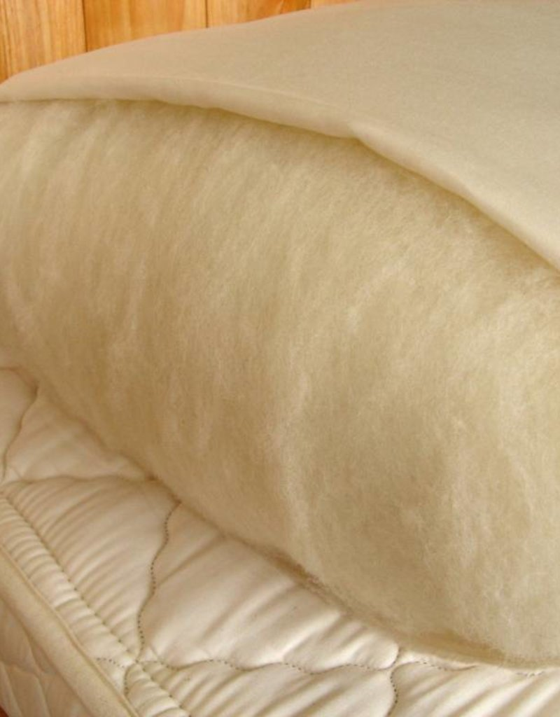 Wool Pillow- Extra Thick