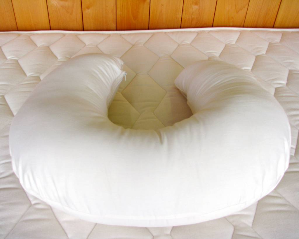 """Bo Peep"" Nursing Pillow"