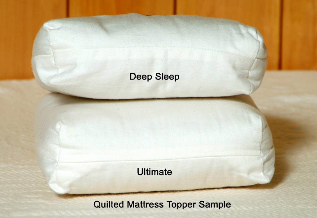 Deep Sleep Topper