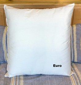 Square Euro Pillow- 26x26