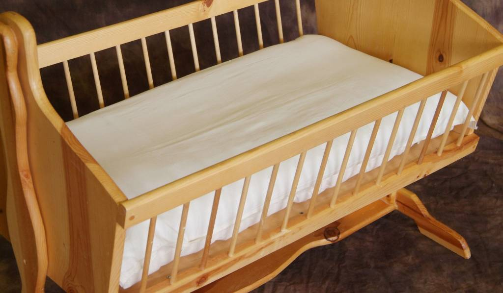 Bassinet Fitted Sheet