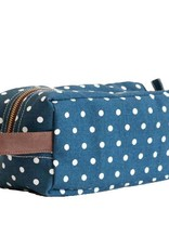 Maika Goods Reclaimed Cotton Canvas Dopp/Travel Case