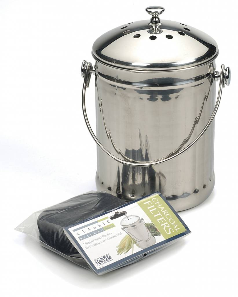 Compost Pail Replacement Filters