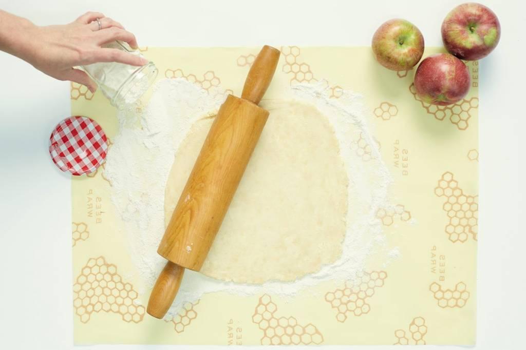 "Beeswrap Bread Wrap 17""x23"""