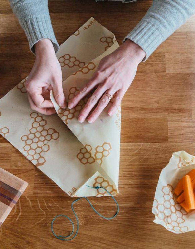 Bee's Wrap Sandwich Wraps