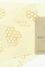 Beeswrap Small Flats 3pk