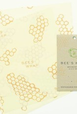 Beeswrap Medium Flats 3pk