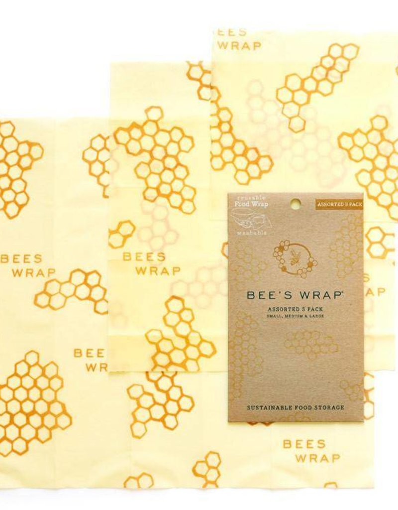 Bee's Wrap Assorted Flats