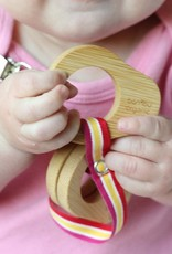 Bamboo Teethers with Leash