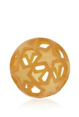 Hevea Colorful Natural Rubber Star Ball