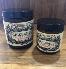 Gigglemug Peppermint Whipped Shea Body Butter