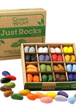 Crayon Rocks in a Box