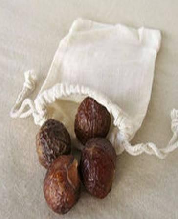 Soap Nuts (Organic Laundry Detergent & Fabric Softner)