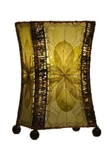 Eangee Hourglass Table Lamp +3 Colors