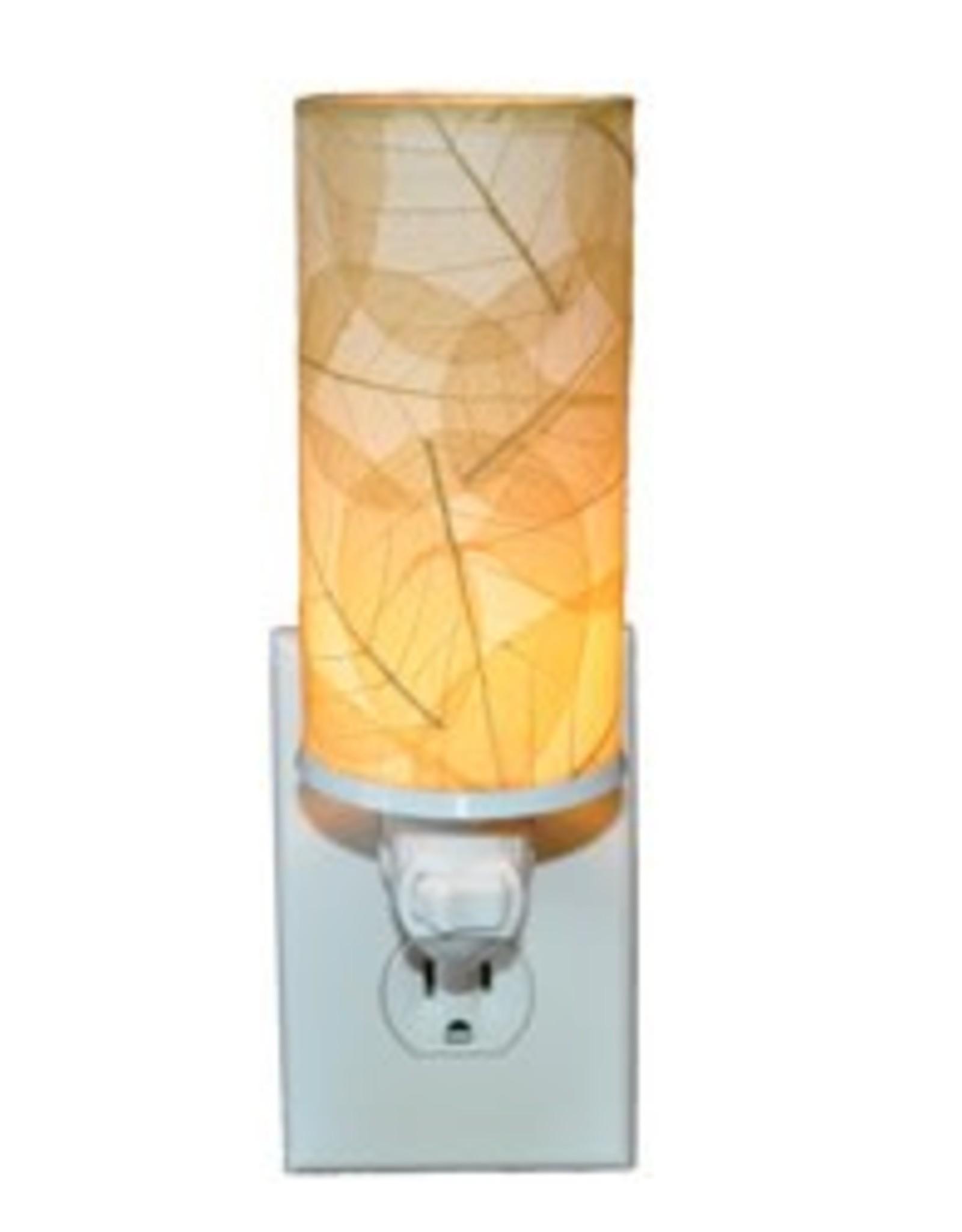Eangee Cylinder Leaf Nightlight +10 Colors