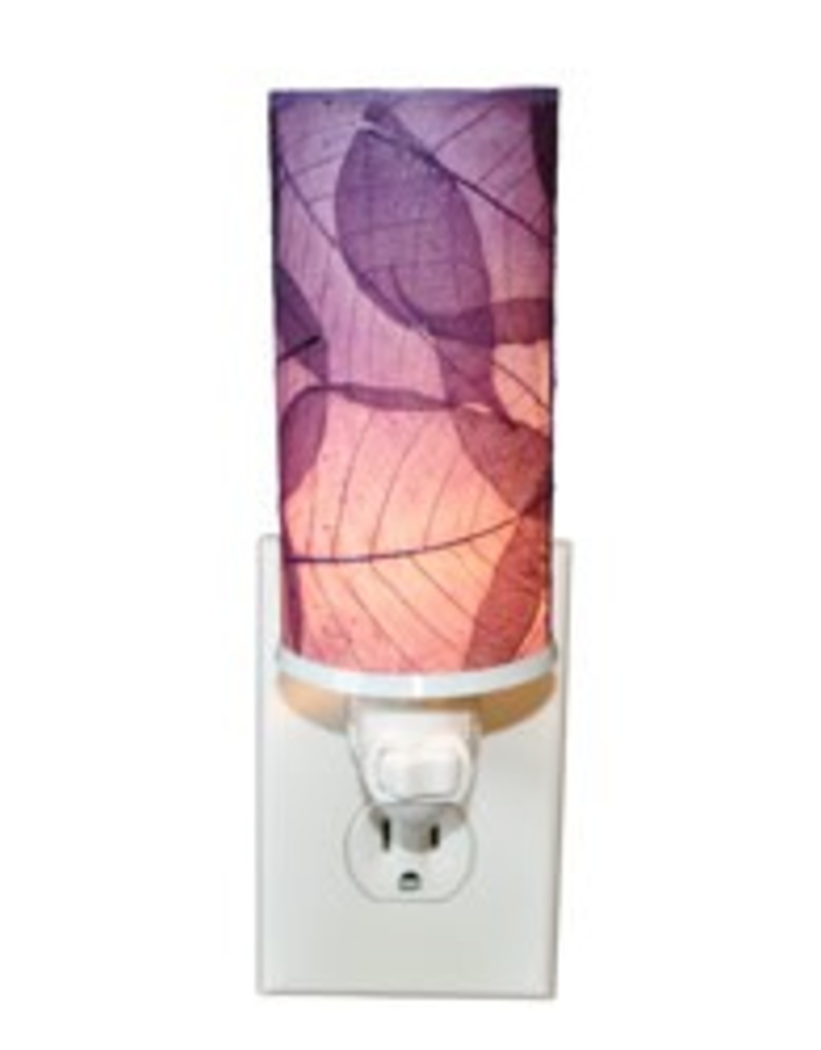 Eangee Cylinder Leaf Nightlight