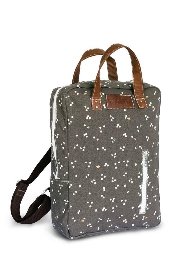 Maika Maika Recycled Canvas Backpacks