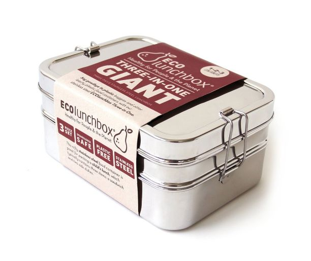 Three-in-One Lunch Box Giant