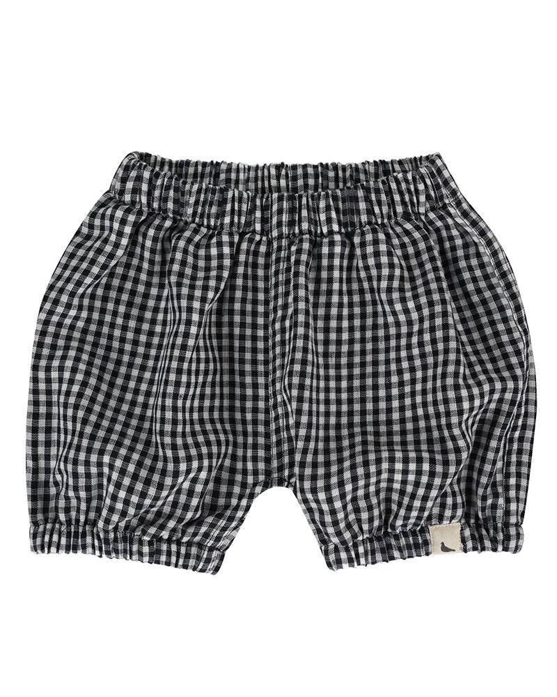 Turtledove London Check Bloomers- Reversible