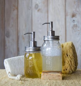 EcoJarz EcoJarz Mason Jar Soap Dispenser