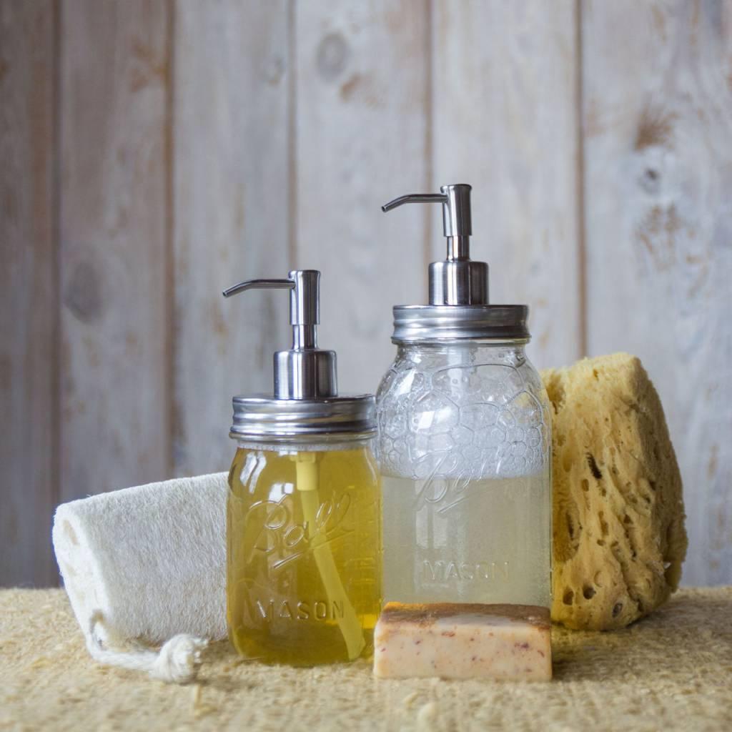 EcoJarz EcoJarz Mason Jar Soap Dispenser